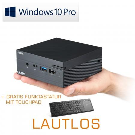 Mini PC - ASUS PN40 / 500 GB M.2 SSD / 16GB RAM