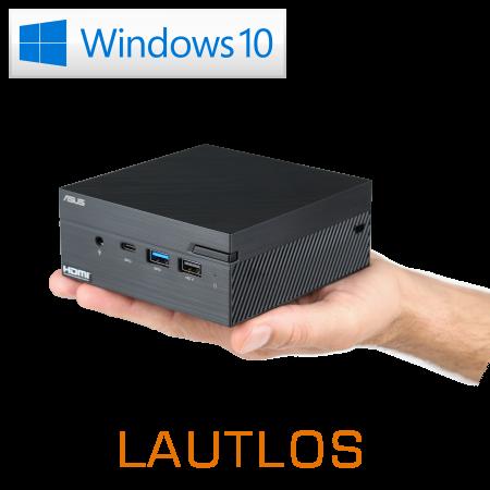 Mini PC - ASUS PN40 / 240 GB M.2 SSD / Win 10 Home