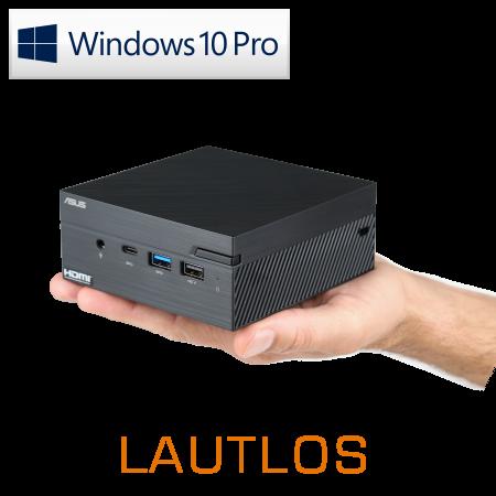 Mini PC - ASUS PN40 Pentium / 512 GB M.2 SSD / 16GB RAM / Windows 10 Pro