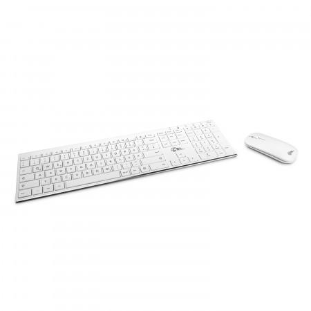 CSL AIRY wireless Tastatur und Maus