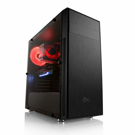 PC - CSL Sprint 5824 (Ryzen 5) - Powered by ASUS