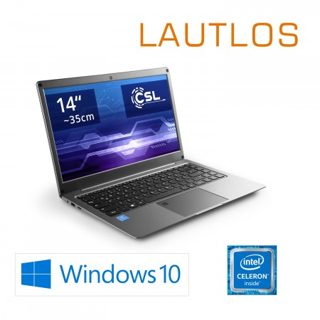 Notebook CSL R'Evolve C14i v2 / 500GB