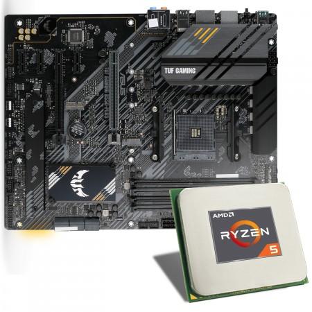 AMD Ryzen 5 5600X / ASUS TUF B550-PLUS GAMING Mainboard Bundle