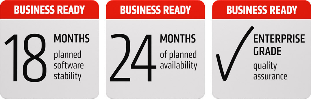 AMD PRO Business-Ready