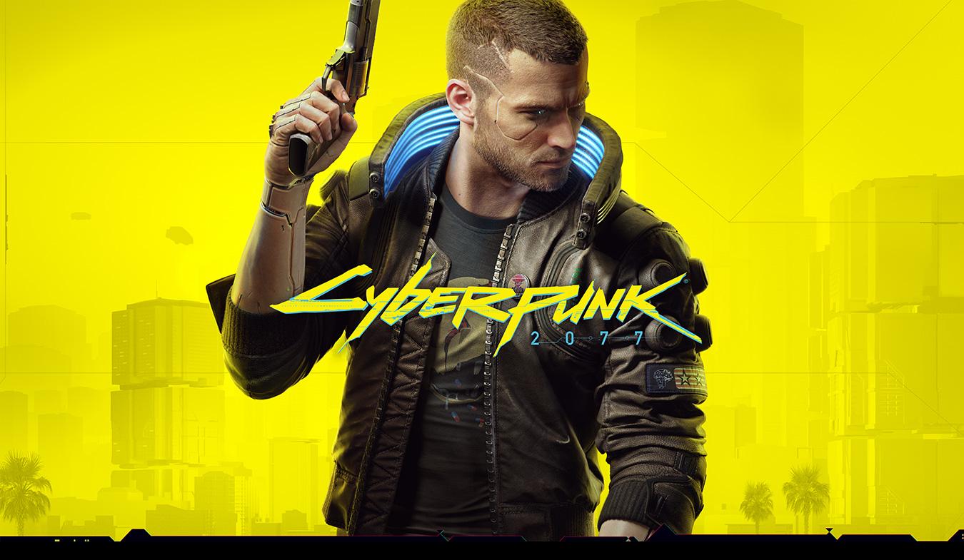 GeForce RTX Cyberpunk 2077