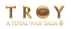 Troy a Total War Saga Logo