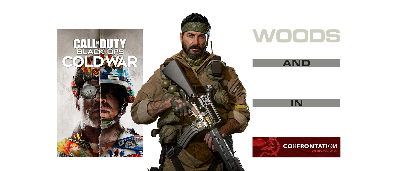 CallofDuty Black Ops Cold War Bundle
