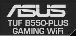 ASUS TUF B550-PLUS GAMING WiFi
