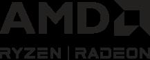 AMD Ryzen | Radeon Series Wordmark