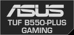 ASUS TUF B550-PLUS GAMING