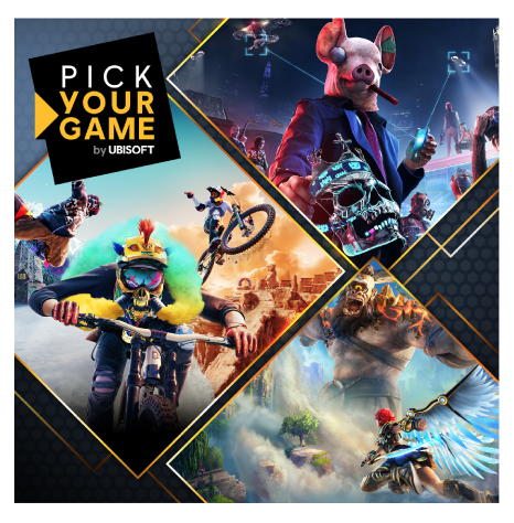 Pick Your Game Thumb