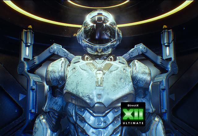 Fortschrittliche DX12-Funktionen bei GeForce RTX-Grafikkarten