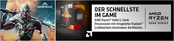 AMD Ryzen 5000 G-Series