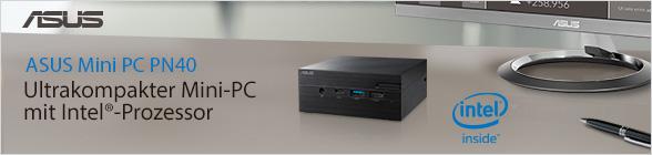 ASUS Mini PC PN40 Banner