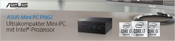 ASUS Mini PC PN62 Banner