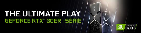 GeForce RTX 30ER-Serie