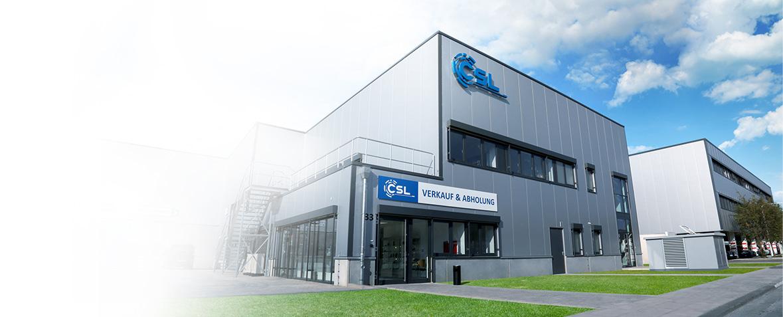CSL-Computer Gebäude